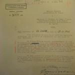 42.12.04 Stalags VI A et VI D - Lettre de l'Ambassadeur Scapini