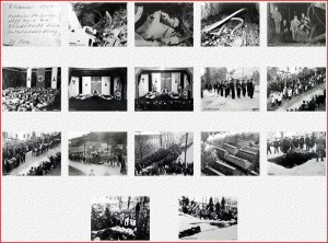 Catastrophe du 9 février 1944 et obsèques des mineurs