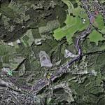 Itinéraire Halberbracht - Meggen Sachtleben Grübe