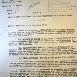 42.12.14 Stalag VID (état sanitaire) - lettre du SDPG (rapport Copreaux)